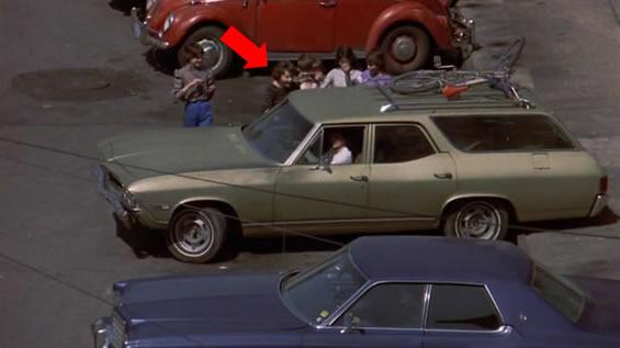 Mrs Larusso S Car
