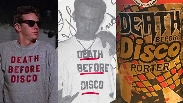 Timlybarger Com Death Before Disco
